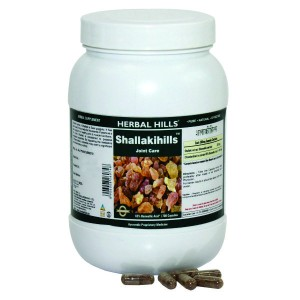 Buy Herbal Hills Shallakihills Capsule Value Pack - Nykaa