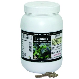 Buy Herbal Hills Tulsihills Capsule Value Pack - Nykaa