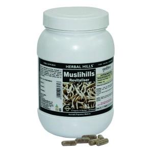 Buy Herbal Hills Muslihills Capsule Value Pack - Nykaa