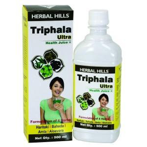 Buy Herbal Hills Triphala Ultra - Nykaa