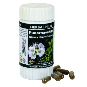 Buy Herbal Hills Punarnavahills Capsule - Nykaa