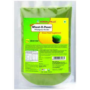 Buy Herbal Hills Wheat-O-Power (Value Pack) Powder - Nykaa