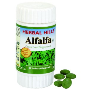 Buy Herbal Hills Alfalfa Tablets - Nykaa
