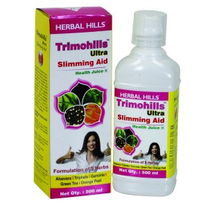 Buy Herbal Hills Trimohills Ultra Juice - Nykaa