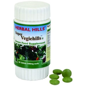Buy Herbal Hills Super Vegiehills Tablets - Nykaa