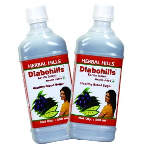 Buy Herbal Hills Diabohills - Karela Jamun - Combo - Nykaa