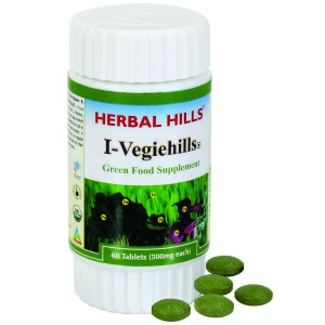 Buy Herbal Hills I - Vegiehills Tablets - Nykaa