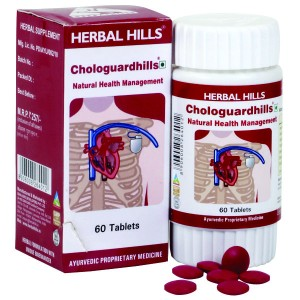 Buy Herbal Hills Chologuardhills Tablets - Nykaa