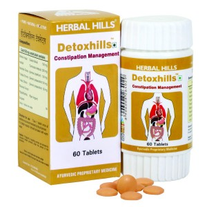 Buy Herbal Hills Detoxhills Tablets - Nykaa