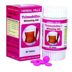 Buy Herbal Hills Trimohills Tablets - Nykaa