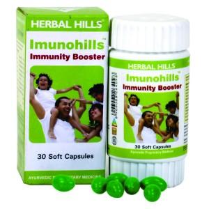 Buy Herbal Hills Imunohills Capsule - Nykaa