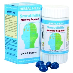 Buy Herbal Hills Smrutihills Capsule - Nykaa