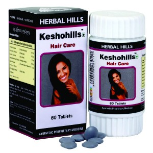 Buy Herbal Hills Keshohills Tablets - Nykaa