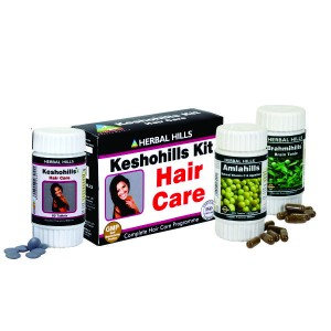 Buy Herbal Hills Keshohills Kit  - Nykaa