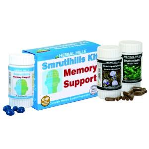 Buy Herbal Hills Smrutihills Kit  - Nykaa