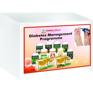 Buy Herbal Hills Diabetes Management Programme - 11 products - Nykaa