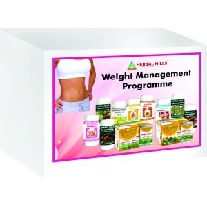 Buy Herbal Hills Weight Management Programme - 11 products - Nykaa