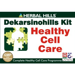 Buy Herbal Herbal Hills Dekarsinohills Kit  - Nykaa