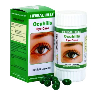 Buy Herbal Hills Ocuhills Capsule - Nykaa