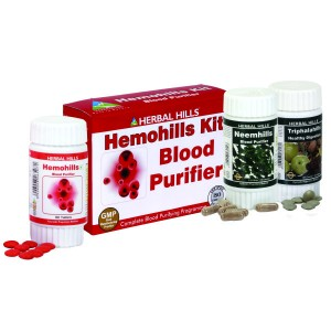 Buy Herbal Hills Hemohills Kit - Nykaa