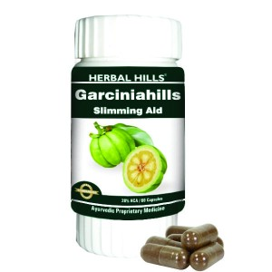 Buy Herbal Hills Garciniahills Capsule - Nykaa