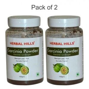 Buy Herbal Hills Garcinia Powder - Nykaa