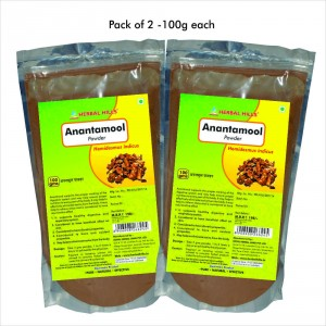 Buy Herbal Hills Anantamool Powder - Nykaa