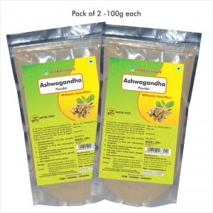 Buy Herbal Herbal Hills Ashwagandha Powder - Nykaa