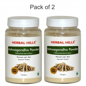 Buy Herbal Hills Ashwagandha Powder - Nykaa