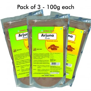 Buy Herbal Hills Arjuna Powder - Nykaa
