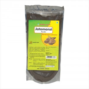 Buy Herbal Hills Jatamansi Powder - Nykaa