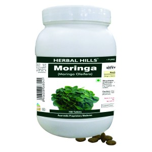 Buy Herbal Hills Moringa Tablets Value Pack - Nykaa
