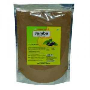 Buy Herbal Hills Jambu Beej Powder - Nykaa