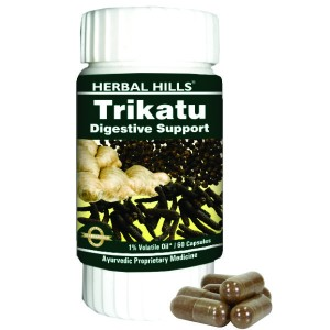 Buy Herbal Hills Trikatu Capsule - Nykaa