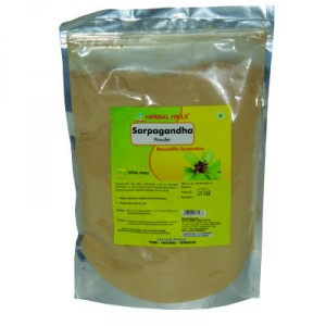 Buy Herbal Hills Sarpagandha Powder - Nykaa