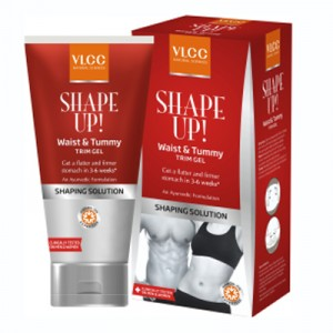 Buy VLCC Shape Up Waist & Tummy Trim Gel - Nykaa