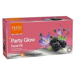 Buy VLCC Party Glow Single Facial Kit - Nykaa
