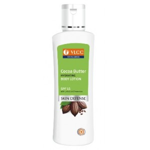 Buy VLCC Cocoa Butter Hydrating Body Lotion with SPF 15 - Nykaa