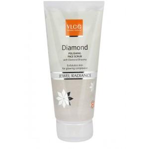 Buy VLCC Diamond Jewel Radiance Polishing Face Scrub - Nykaa