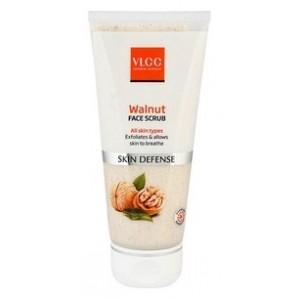 Buy VLCC Walnut - Skin Defense Face Scrub - Nykaa