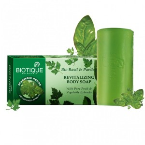 Buy Biotique Basil And Parsley Revitalizing Body Shop - Nykaa