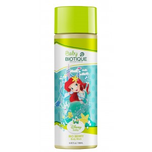 Buy Biotique Disney Baby Girl Bio Berry Body Wash - Nykaa