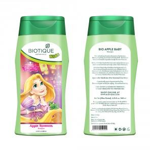Buy Biotique Disney Baby Girl Bio Apple Blossom Shampoo - Nykaa