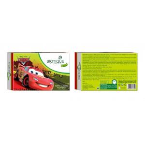 Buy Biotique Disney Baby Boy Bio Nutty Almond Nourishing Soap - Nykaa