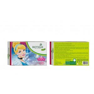 Buy Biotique Disney Baby Girl Bio Almond Nourishing Soap - Nykaa