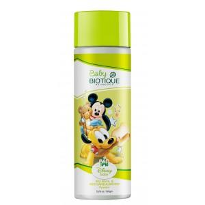 Buy Biotique Disney Baby Boy Bio Basil and Red Sandalwood Powder - Nykaa