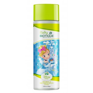 Buy Biotique Disney Baby Girl Bio Basil and Red Sandalwood Powder - Nykaa