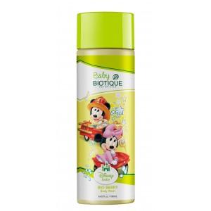 Buy Biotique Disney Baby Boy Bio Berry Body Wash - Nykaa