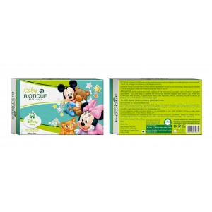 Buy Herbal Biotique Disney Baby Boy Bio Almond Nourishing Soap - Nykaa