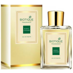 Buy Biotique Blissfull Lavender Eau De Toilette - Nykaa